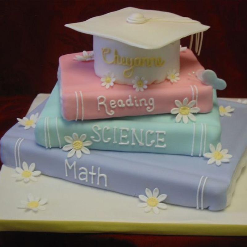 Graduation Book Miami Custom Cakes